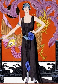 Georges Barbier 1882-1932 | Fashion Déco illustrator | Tutt'Art@ | Pittura * Scultura * Poesia * Musica |
