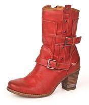 Kozaki damskie  MUSTANG shoes  33C-110