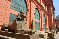 New continent alert! My first post from Egypt is one of our first destinations from that country - check out the largest collection of Egyptian antiquities on the planet. http://www.oneweirdglobe.com/destination-museum-of-egyptian-antiquities-the-iconic-egyptian-museum-cairo-egypt/