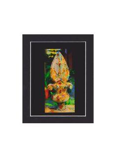 Fleur de lis  New Orleans Ready to Frame 4x6 Art Print $12.00