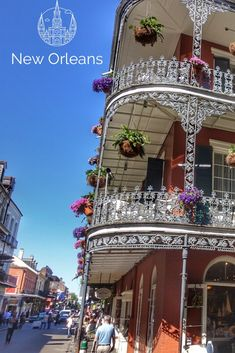 The best New Orleans travel itinerary, guide, and things to do! Click visit to discover more!