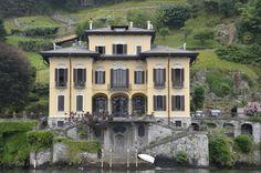 villa, lago di como Turu, Rome, Italy, Mansions, House Styles, Home Decor, Italia, Decoration Home, Manor Houses