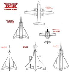 Avro Arrow, War Jet, Airplane Design, Blue Prints, Machine Design, Aviation Art, Cold War, Helicopters, Military History