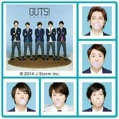 Arashi Guts!