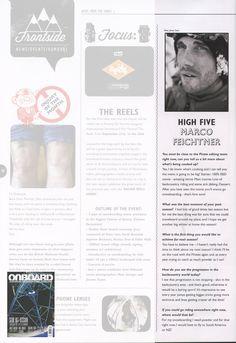 Onboard - European Magazine - Marco Feichtner - Snow Team - August12