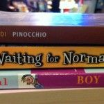 Pinocchio waiting for normal boy