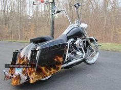 1999 Harley Davidson Road King Classic - Full Custom Bagger