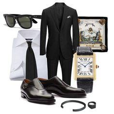 Fredagsinspiration - Den Svarta kostymen