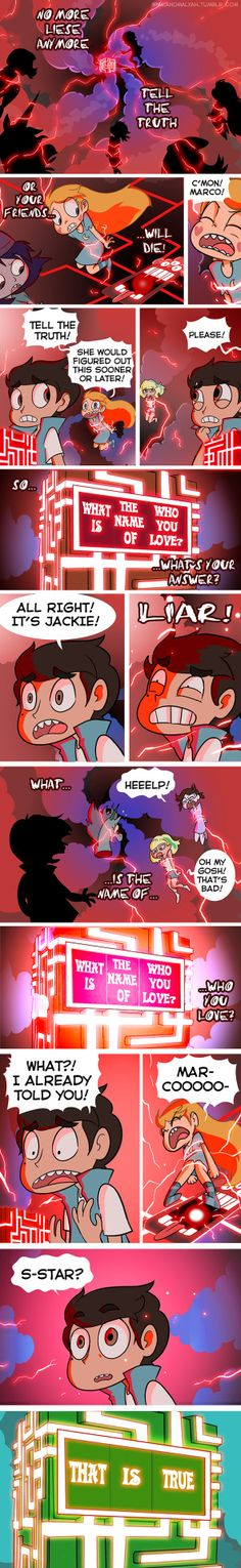 I think Marco was not really sure if he still like Jackie so Starco fans, don't lose hope! Disney Xd, Disney And Dreamworks, Httyd, Starco Comics, Star Y Marco, Mundo Comic, Star Wars, Star Butterfly, Cute Comics