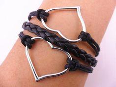 Infinity Bracelet, Love Bracelet,  Best Friend Bracelet,Christmas gift | DelightExpression - Jewelry on ArtFire