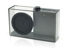 Klares Design: Flow Radio von Philip Wong