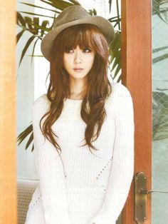 jang nara Singles magazine september 2015
