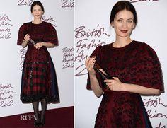 Roksanda Ilincic In Roksanda Ilincic – 2012 British Fashion Awards