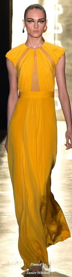 Cushnie et Ochs Collection  Spring 2015 Ready-to-Wear