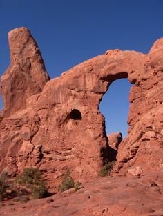 Arches National Park -- Natural beauty at its best