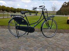 Zomer-solden: Oma blauw + rek, van 319 nu 199, Damesfietsen, Wortel | Kapaza.be