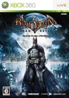 Batman: Arkham Asylum [Japan Import] @ niftywarehouse.com #NiftyWarehouse #Batman #DC #Comics #ComicBooks
