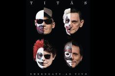 Novo DVD dos Titãs disponível na íntegra por 3 dias - na Vevo e no YouTube - Blue Bus