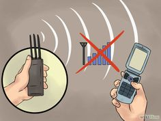 Drone Homemade : Image titled Make Your Own Cell Phone Jammer Step 2 Diy Electronics, Electronics Projects, Do It Yourself Fashion, Make It Yourself, Lampe Retro, Diy Tech, Spy Gadgets, Make Your Own, How To Make