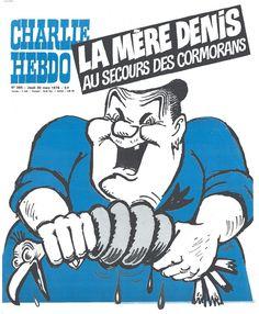 Charlie Hebdo - # 385 - 30 Mars 1978 - Couverture : Cabu