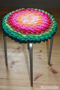 Cómo tejer Almohada de Reina al crochet / Paso a paso - video   Crochet y Dos agujas