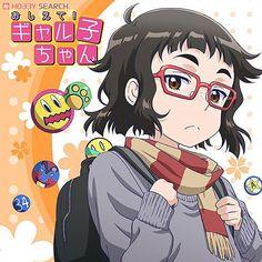 Please Tell Me! Galko-chan] Mofumofu Mini Towel Otako (Anime Toy