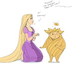 Rapunzel and Sandman part 4