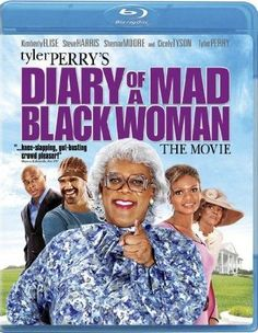 """Tyler Perry's """"Diary of a Mad Black Woman"""""""
