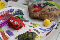 Summer activity ideas for preschoolers and kids