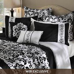 King Alisia 8-pc. Comforter Set   Kirkland's
