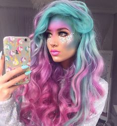 Cute Hair/Makeup