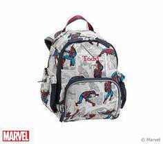 Printed Spider-Man™ Backpacks #pbkids