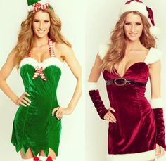 It's the holidays, and time for a little naughty fun! Santa Dress, Ann Summers, Spice Things Up, Fancy, Formal Dresses, Sexy, Holidays, Clothes, Shopping