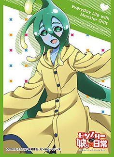 Monster Musume Suu Card Game Character Sleeve Collection EN-123 Anime Slime Girl Everyday Life with MonMusu no Iru Nichijou