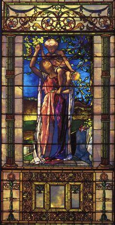 The Infant Bacchus  -  John La Farge (American, New York 1835–1910 Providence, Rhode Island).