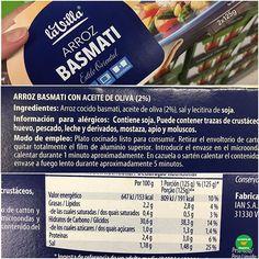 💁🏼ARROZ COCIDO BASMATI LA VILLA EN TARRINA.  .  📝Supermercado: ALDI.  💵P.V.P: 1,15 euros.  .  📸 @healthy_franita.  .  #lacestadefranitaaldi #healthyfranita #followme #follow #like4like #supermercado #basicos #arroz #arrozbasmati