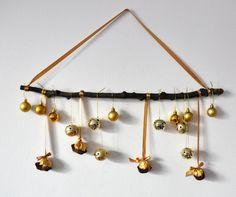 Ferrero karácsonyi buli - Masni / Ferrero Rocher christmas decoration, DIY
