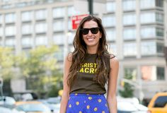 The Best Street Style From New York Fashion Week: Day 1 | StyleCaster