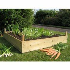 Raised bed garden ideas. by bonita