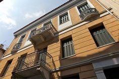 Μουσείο Φρυσίρα Athens, Museum, Mansions, House Styles, Home Decor, Luxury Houses, Interior Design, Home Interior Design, Palaces