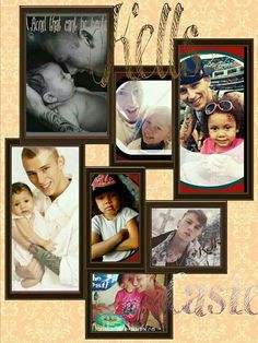 Kells & his daughter Cassie, growing up together