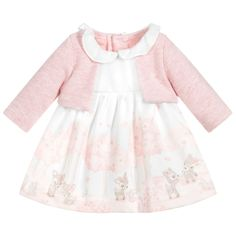 435958e1a08f Baby Girls Jersey Dress for Girl by Mayoral Newborn. Discover more  beautiful designer Dresses for