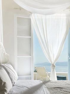 The ultimate safe happy place + bedroom ideas + ocean view + bedroom decor
