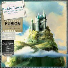 CF-OUAT: Story Book Castle
