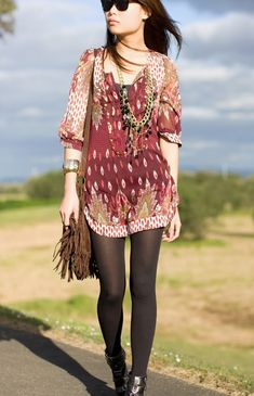 bohemian love | FASHIONDISTRACTION.com
