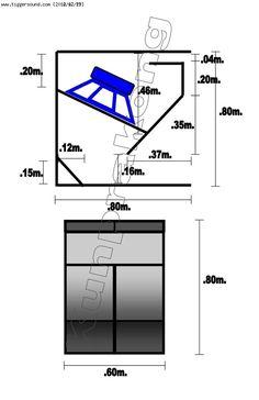 Pin by Mark Brooks on cave solution in 2019 Jbl Subwoofer, Best Subwoofer, Subwoofer Box Design, Speaker Box Design, Loudspeaker, Electronics Projects, 12 Inch Speaker Box, Rcf Audio, Sound Science