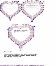 schéma 2 coeur peyote