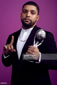 O'shea Jackson Jr. ( Son of Ice Cube)