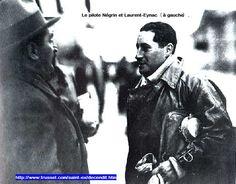 Elisée Philippe Négrin - Né le 30 Mars 1903 à PARIS (16ème) - Après ses études et l'obtention du Brevet, s'initie à la mécanique, en voulant devenir pilote aviateur, à l'Ecole HANRIOT de MOURMELON-LE-GRAND le 10 avril 1922, à travaillé comme ajusteur aux Usines PEUGEOT à ISSY-LES-MOULINEAUX. - Brevet de Pilote Militaire N° 19170 le 21/11/1922 Engagé volontaire par devancement d'appel le 29 Novembre 1922.