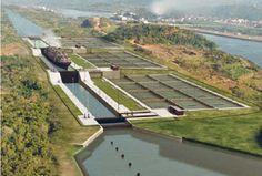 ACP conceptual view of the Third Set of Locks 02 - Sedem moderných divov sveta - Wikipédia